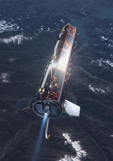 O satélite GOCE caiu do espaço neste último domingo (10). Já era previsto que o satélite poderia cair no fim de outubro,pois sua missão chegaria ao fim, uma vez que o combustível acabaria e o satélite começaria a cair em direção da Terra de uma altura de 224 km