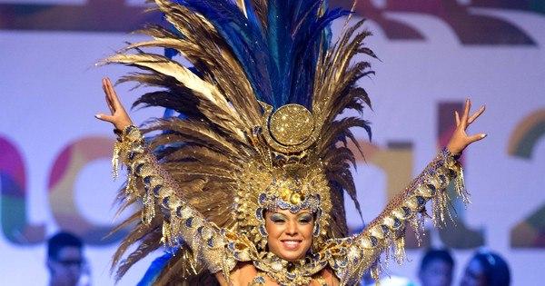 Rainha do Carnaval 2014 alterna malhação, dieta e tratamento ...