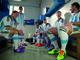 Alguns dos principais jogadores da equipe se mostraram um tanto descontraídos para a campanha da Adidas, fornecedora do material esportivo da seleção argentina<br><br>Maxi Rodriguez, Dí Maria, Aguero, Lamela, Messi e Lavezzi agora aguardam a lista dos convocados para a Copa do Mundo