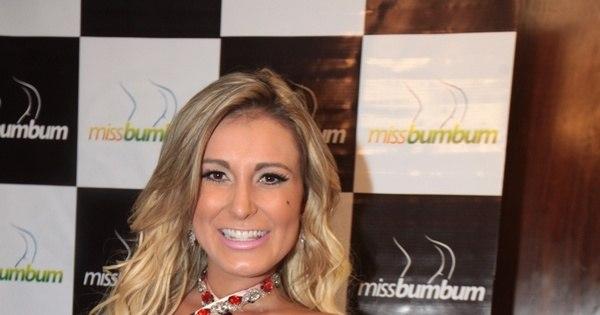 Andressa Urach causa no Miss Bumbum e Renata Molinaro termina ...