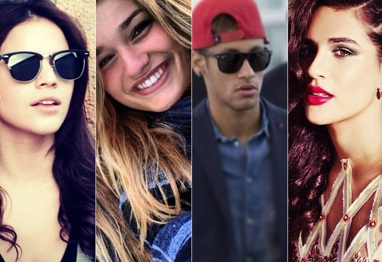 Bruna Marquezine, Sasha, Neymar e Lívian Aragão são alguns dos teens que preferem manter sua vida privada; pelo menos, o que eles podem controlar. Apesar de terem fotos públicas no Instagram, eles abriram contas fechadas na rede social, para compartilhar cliques apenas com os amigos mais próximos. O R7 investigou e descobriu as tão procuradas 'arrobas' dos famosos; confira nesta galeria