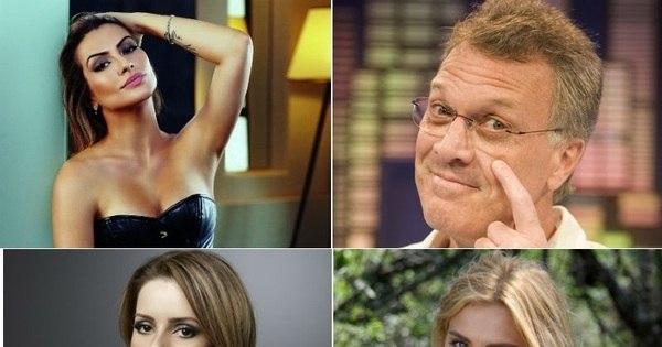 Saiba o que os famosos falam sobre sexo - Fotos - R7 Famosos e TV