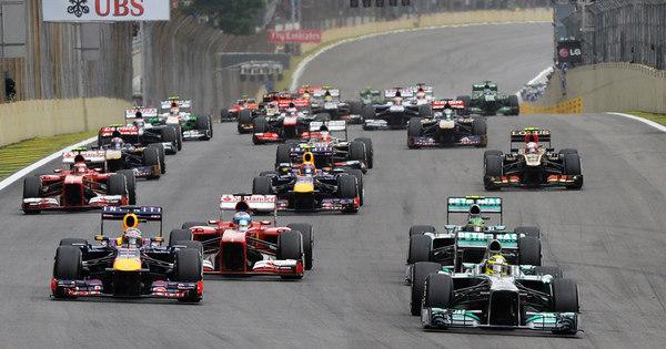 Confira as melhores imagens do GP do Brasil de Fórmula 1 - Fotos ...