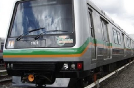Fumaça no metrô assusta passageiros de Ceilândia