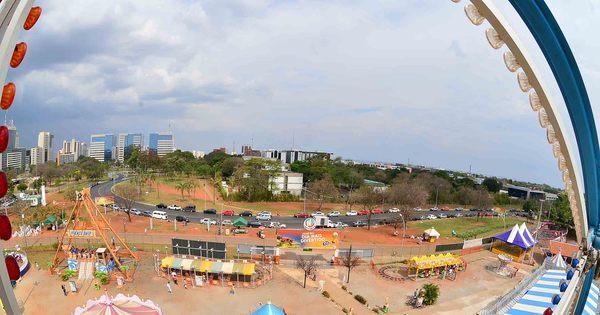 Brasília 55 anos: rock no Lago Norte e samba no Parque da Cidade ...