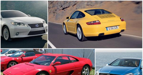 Evento oferece test- drive em Ferrari, Porsche e Mercedes-Benz a ...