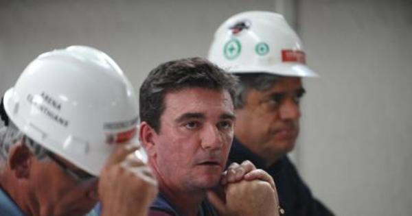 "Andrés Sanchez diz que acidente na Arena Corinthians foi "" fatalidade"""