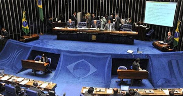 Senado aprova medida provisória que libera R$ 950 milhões para ...