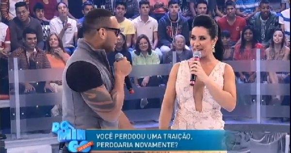 """Scheila Carvalho abre o jogo sobre traição do marido: """"Todos têm ..."""