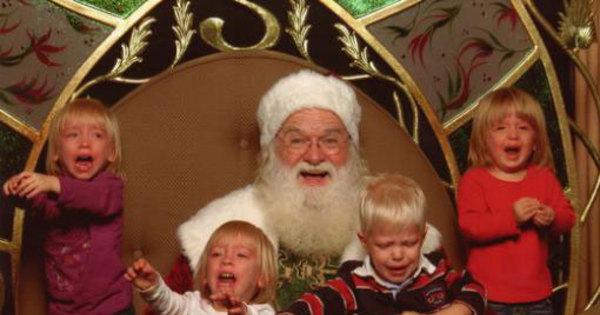 Então é Natal! Divirta-se com Papais Noéis em situações inusitadas ...