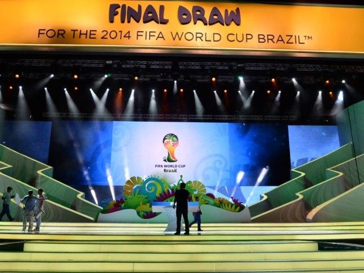 Во вторник в Коста до Сауипе ФИФА официально огласила порядок распределения