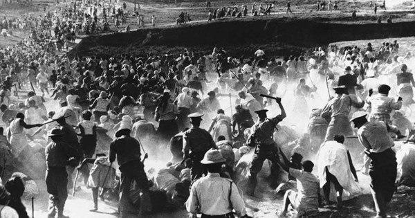 Horror e vergonha: veja as imagens mais chocantes do apartheid ...