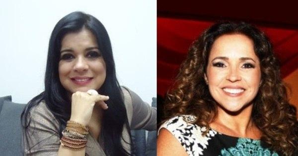"Mara Maravilha revela a jornal mágoa de Daniela Mercury: ""Pessoa ..."