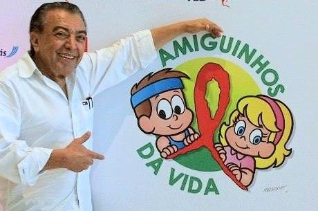 Turma da Mônica ganha personagens com HIV