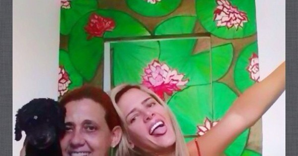 "Denise Rocha acorda com Rita Cadillac: ""Te amo"" - Entretenimento ..."