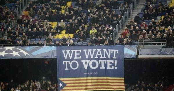 Madri e Barcelona travam batalha sobre voto de independência catalã