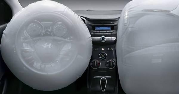 Passageiro recebe indenização de R$ 60 mil após airbag falhar em ...