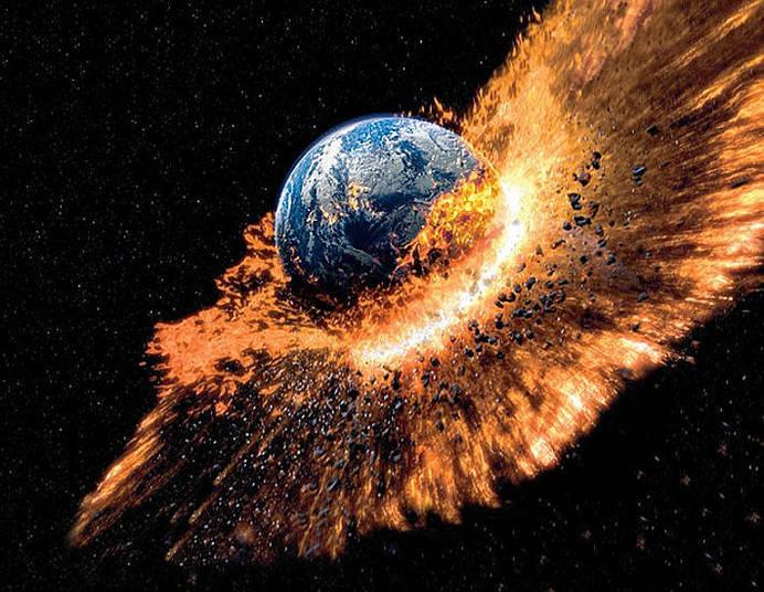 O Universo inteiro pode estar prestes a entrar em colapso e arrastar tudo que existe para uma pequena bola comprimida. O processo pode já ter começado em algum lugar do cosmos e deve acabar com o resto do Universo, dizem alguns físicos teóricos. Fique por dentro dessa teoria catastrófica!