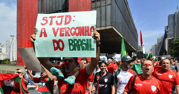 A Portuguesa deve ser punida e rebaixada para a Série B? Vote ...