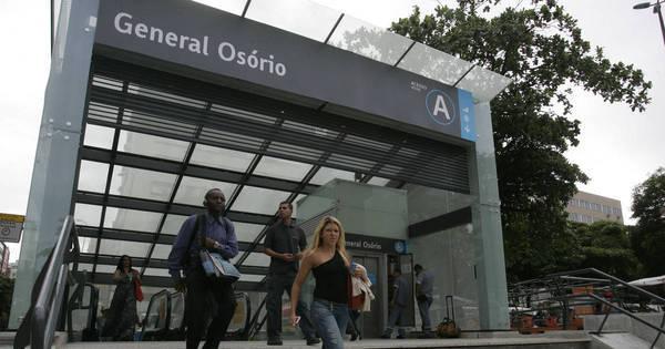 Estação General Osório do metrô reabre neste domingo em ...