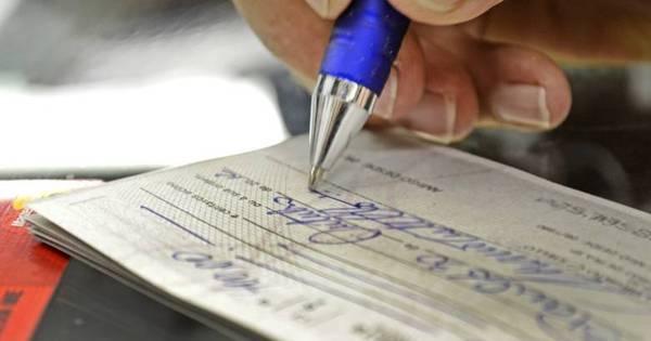 Índice de cheque sem fundos chega a 2,66% e é maior desde 1991 ...