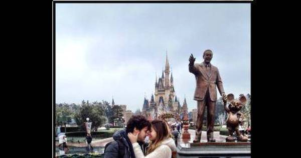 Jayme Matarazzo mostra momento íntimo com a namorada ...