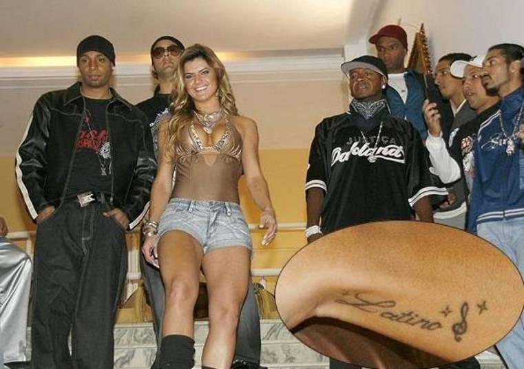 Kelly key apaga tatuagem latino dating