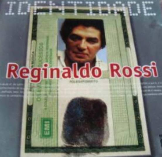 Para finalizar, Reginaldo Rossi recebeu um disco de diamante