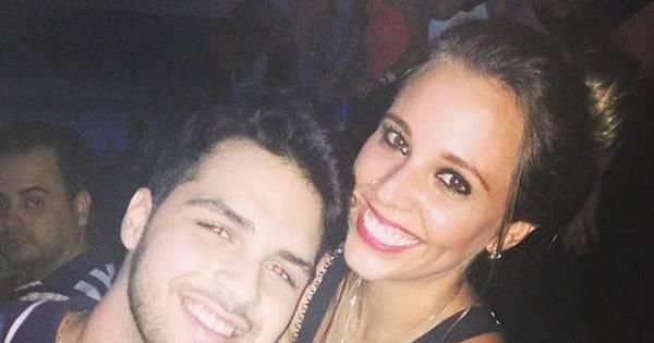Depois de Maroca, filho de Luciano aproveita show com Angelis ...