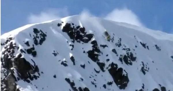 Veja o salto de trenó mais incrível do mundo - Notícias - R7 Hora 7