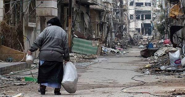 Em meio à guerra contra Assad, rebeldes sírios também lutam ...
