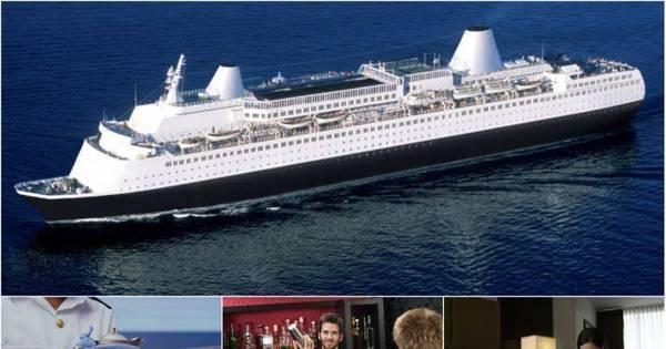 Que tal fazer uma viagem dos sonhos? Alto- mar proporciona ...