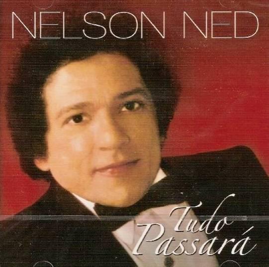 Nelson Ned começou sua carreira nos anos 60. Na foto, vemos o disco Tudo Passará, lançado em 1969