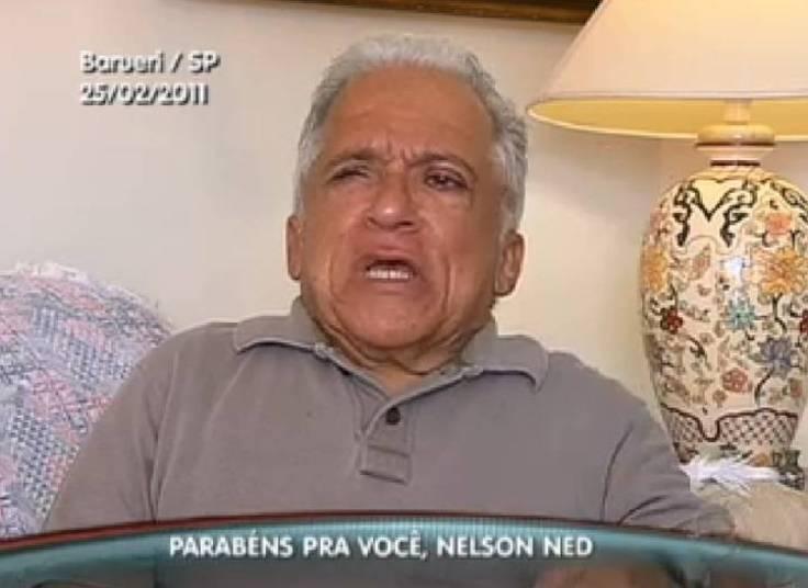 Nelson Ned tinha 1,12 m de altura e foi o primeiro na família a apresentar nanismo