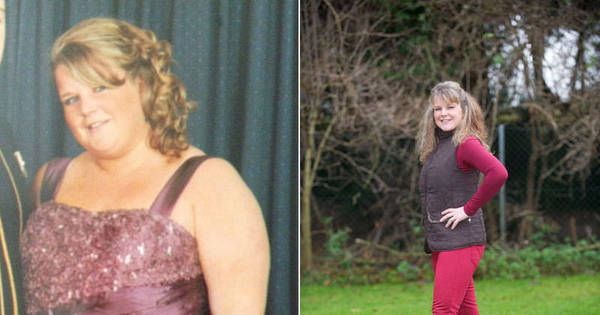 Para surpreender marido, mulher emagrece 50 kg em um ano. Veja ...