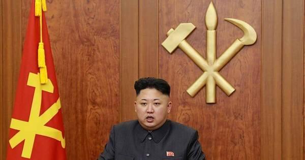 Kim Jong Un declara 'estado de quase guerra' com Coreia do Sul ...