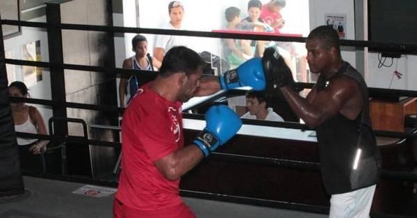 Recuperado de lesão, Minotouro planeja retornar ao UFC no meio ...