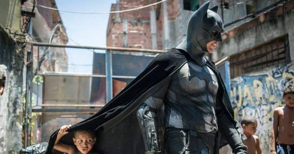 """""""Bat-boca"""": Batman diz que briga com morador do Leblon expõe ..."""
