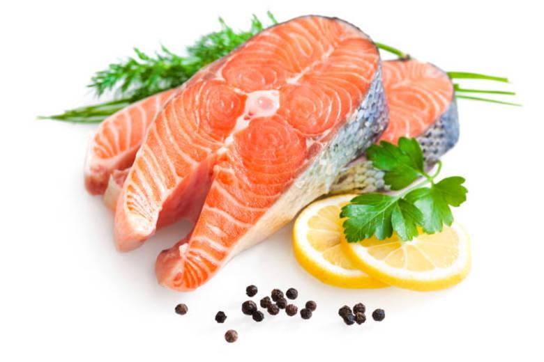 Se ingerido durante a infância, peixes diminuem as chances da criança ter asma