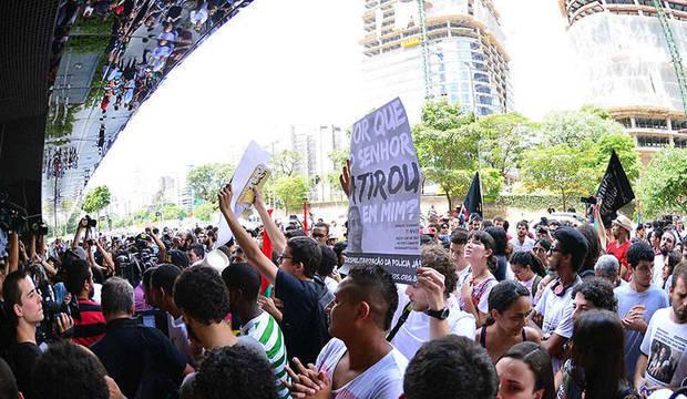 Onda de rolezinhos que assustou São Paulo ganhou versões organizadas pela prefeitura