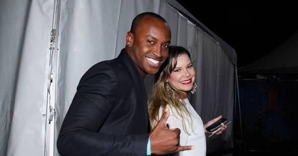 Fernanda Souza anuncia data do casamento com Thiaguinho ...