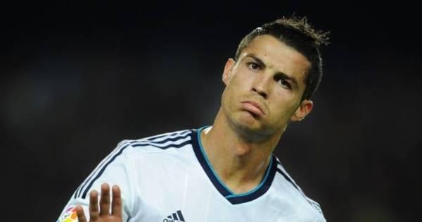 Real Madrid está com medo do joelho de Cristiano Ronaldo - Fotos ...