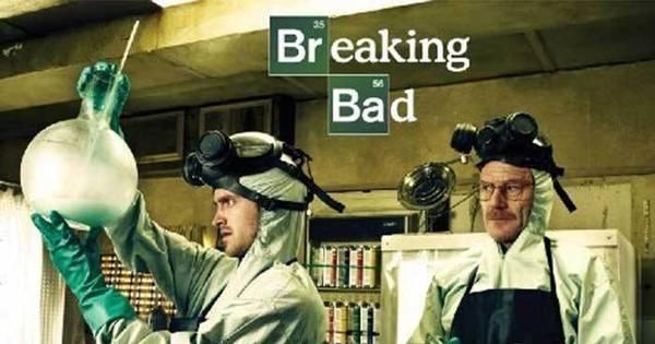Febre Breaking Bad! Veja os famosos que são fãs da série - Fotos ...