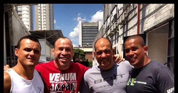 Wanderlei Silva revela equipe de treinadores escalados para bater ...