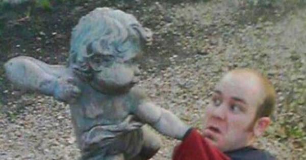 Estátuas mais feias do mundo são zoadas e não deixam ninguém ...