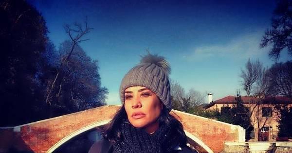 Após traição, Scheila Carvalho viaja com Tony Salles para Veneza ...