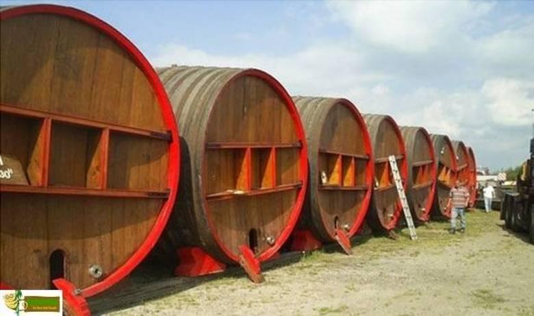 Você moraria num barril de vinho? Provavelmente não, mas seria interessante passar uma semana dentro de um, né? A Holanda é o seu lugar!