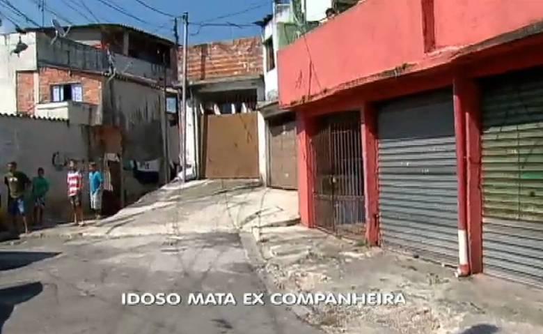 O crime aconteceu dentro da casa em que a vítima morava no Grajaú, zona sul de São Paulo