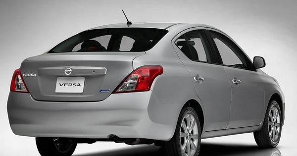 Prestes a virar nacional, Nissan Versa ganha inédita versão ...
