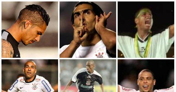 Ingratidão da torcida costuma expulsar ídolos do Corinthians - Fotos ...